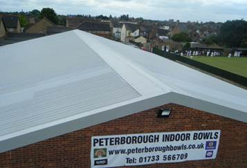 Peterborough & District Indoor Bowls Club